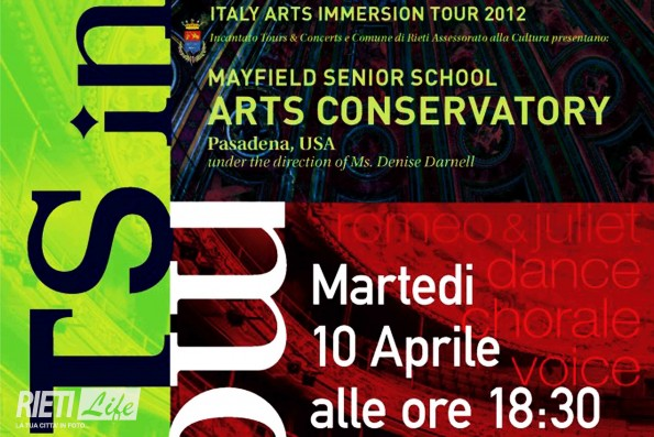 ROMEO AND JULIET DOMANI AL TEATRO FLAVIO
