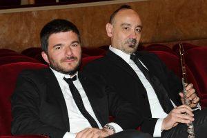 Sandro Sacco e Paolo Paniconi