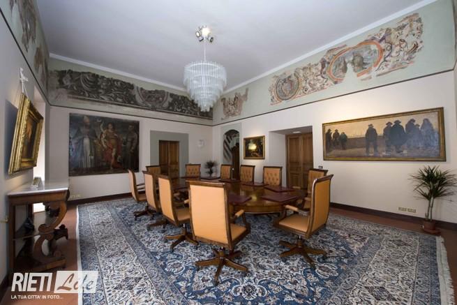 Sala_CdA, Palazzo Potenziani_life
